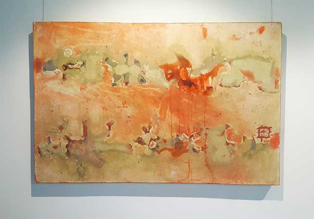 Pawel-Wocial-Kamila-Tuszynska-Misreflection-sculpture-painting-min
