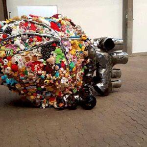 Pawel Wocial Kamila Tuszynska rzezba wielkoformatowa large sculpture min